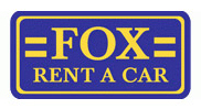 Rental Car Fox Logo